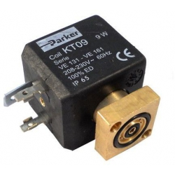 ELECTROVANNE PARKER 2VOIES 9W 208-230V 60HZ