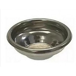 STAINLESS STEEL 1-CUP FILTER LOW 6G