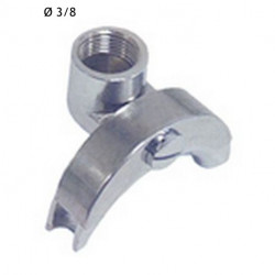 2-CUP DELIVERY SPOUT (LONG END-FITTING) 3/8 WITH COVER