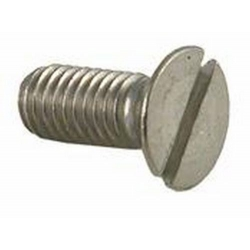 SCREW SHOWER STAINLESS 5X12MM