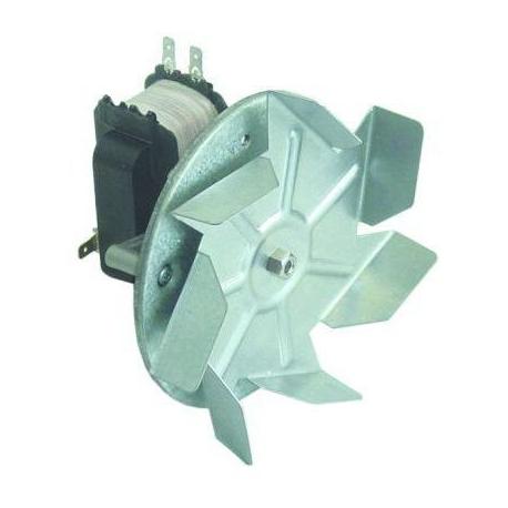 TIQ78006-VENTILATEUR AIR CHAUD D150MM 230V 30W ORIGINE ITW