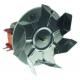 VENTILATEUR AIR CHAUD D145MM - TIQ78007