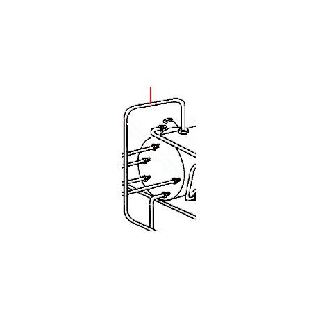 TUBE RACCORD CHAUDIERE ORIGINE CIMBALI - SQ6923