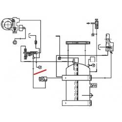 TUBE VANNE EXPANSION-DEBIMETRE ORIGINE CIMBALI