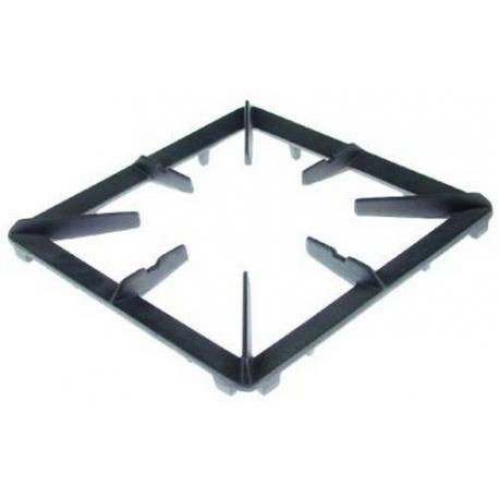 GRILLE ETOILE D350X350X35MM - TIQ78024