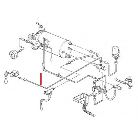 TUBE EAU ORIGINE CIMBALI - SQ6305