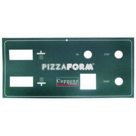FACADE DECOR POUR PIZZAFORM - TIQ78262
