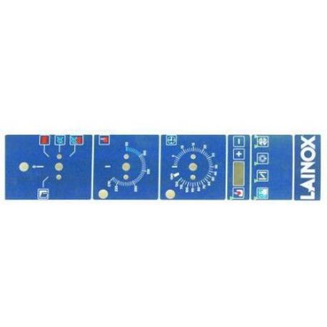 PLASTRON ORIGINE LAINOX - TIQ78228