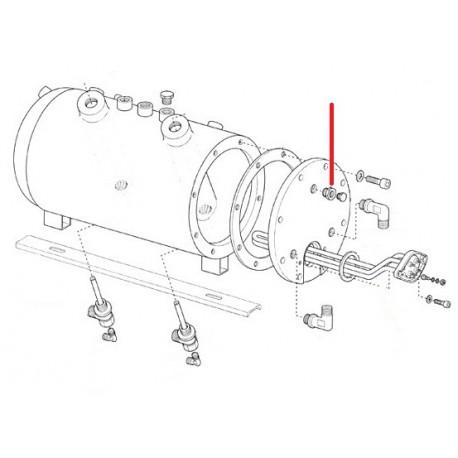 RACCORD REDUCTEUR 3/8X1/8 M-F - TEVQ750