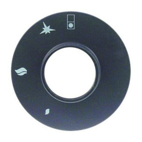FACADE POUR ROBINET GAZ AVEC - TIQ78234