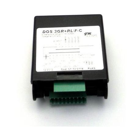CENTRALE ELECTRONIQUE TEN 3GR - TEVQ884