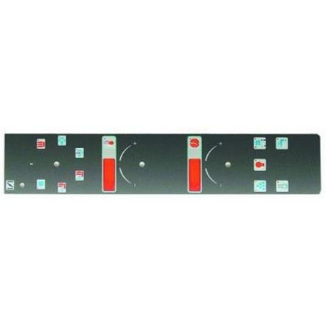 PLASTRON ORIGINE - TIQ78368