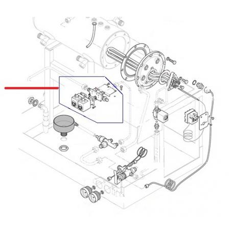 ECONOMISEUR COMPLET S20 220V - EQ088