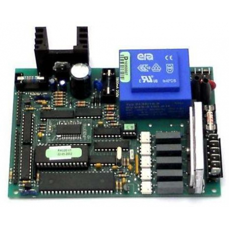 CARTE ELECTRONIQUE S20DE RAU20 - EQ155