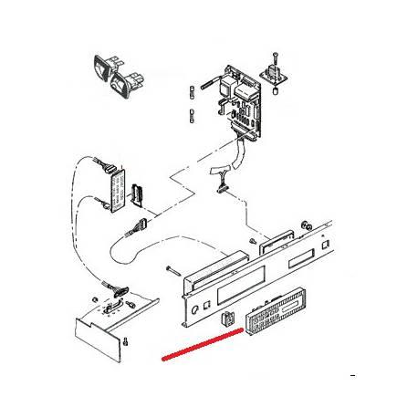 BOITIER MILLENIUM /SDE ORIGINE RANCILIO - EQ379