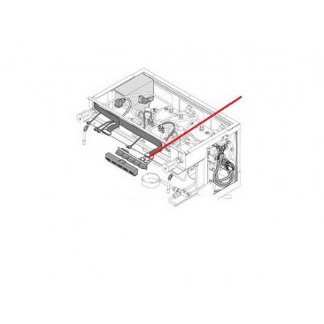 CABLAGE CLAVIER 2GR E ORIGINE RANCILIO - EQ488