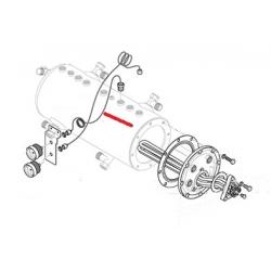 TUBE 4X3X600 1/8FX3/8M ORIGINE RANCILIO