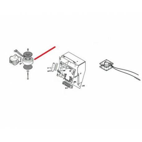 KIT TRANSFO 230V DE/SDE ORIGINE RANCILIO - EQ423