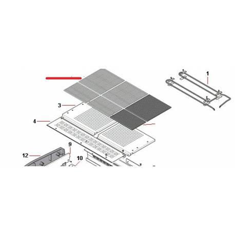 RESISTANCE CHAUFFE TASSE 3GR ORIGINE RANCILIO - EQ6556