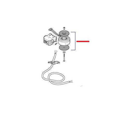 TRANSFORMATEUR 0-200-230-250V ORIGINE RANCILIO - EQ6572