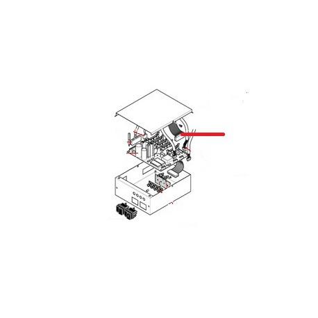 CABLAGE CLAVIER 3GR ORIGINE RANCILIO - EQ6595