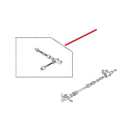 SOUPAPE RETENUE-EXPENSION 3 V ORIGINE RANCILIO - EQ6503