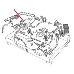 TUBE 4X3X400MM F1/4-F1/8 1GR ORIGINE RANCILIO