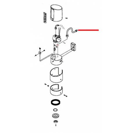 TUBE ALIMENTATION GROUPE ORIGINE RENEKA - ERQ221