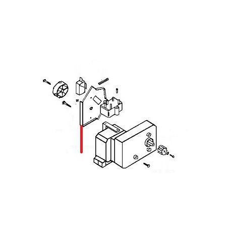 SUPPORT MICROCONTACTS ORIGINE SAECO - FRQ770