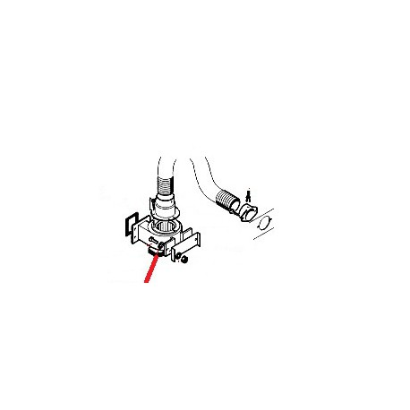 RONDELLE 4.3X16 ORIGINE SAECO - FRQ6556