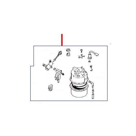 CHAUDIERE COMPLETE 8P ORIGINE SAECO - FRQ6515