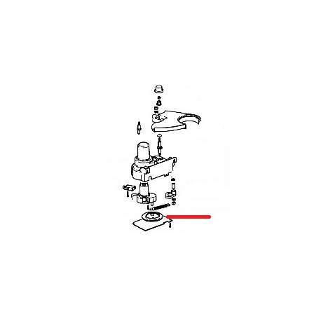 CAME BRAS 8P ORIGINE SAECO - FRQ6698