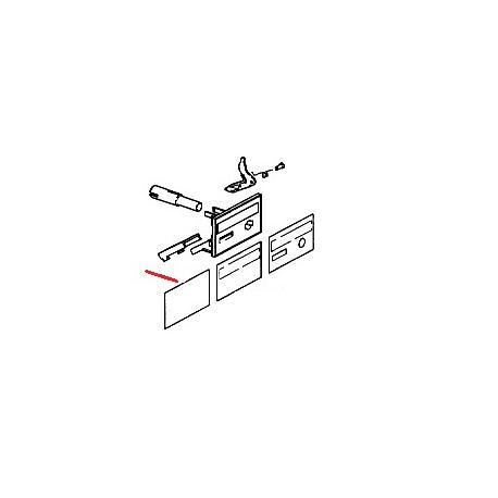 AUTOCOLLANT 10 PIECES ORIGINE SAECO - FRQ6882