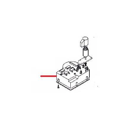 CONTAINER CABLE D'ALIMENTATION ORIGINE SAECO - FRQ7670