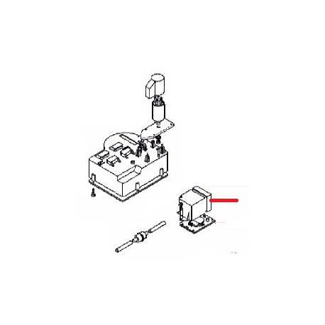 COUVERCLE FILTRE ELECTRONIQUE ORIGINE SAECO - FRQ7671