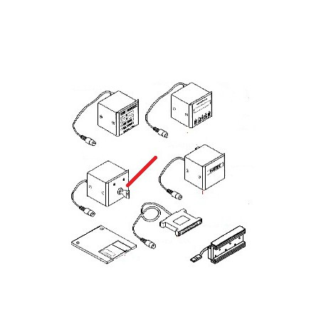 BOX CONTROL ORIGINE SAN MARCO - FZQ134