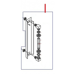 COMPLETE SIGHT GLASS UNIT - 2 GR 105