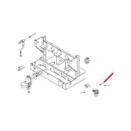 TUBE REMPLISSAGE BOILER 2/3GR ORIGINE SAN REMO - FNAQ13