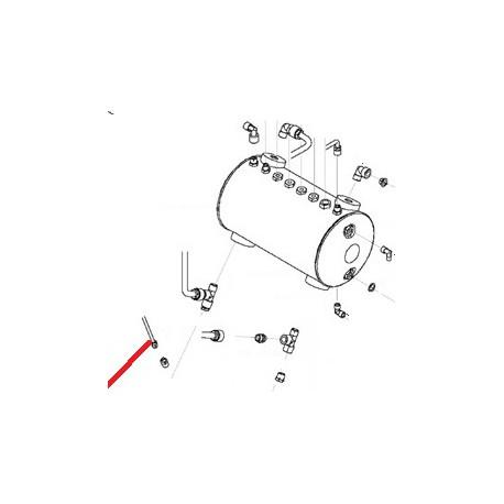 TUBE ALIMENTATION GR 2-3GR ORIGINE SAN REMO - FNAQ660