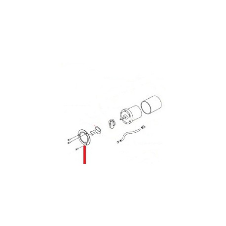 ENTOURAGE COMMUTATEUR ORIGINE SAN REMO - FNAQ616
