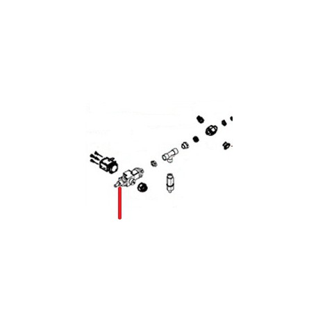 CORPS ROBINET ENTREE EAU ORIGINE SAN REMO - FNAQ634