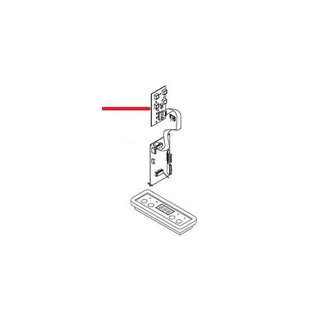 CIRCUIT IMPRIME 4P+IR ORIGINE SAN REMO - FNAQ875