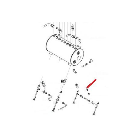 TUBE ALIMENTATION GROUPE ORIGINE SAN REMO - FNAQ802