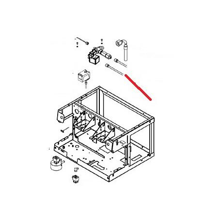 TUBE ALIMENTATION CHAUDIERE  - FNAQ166