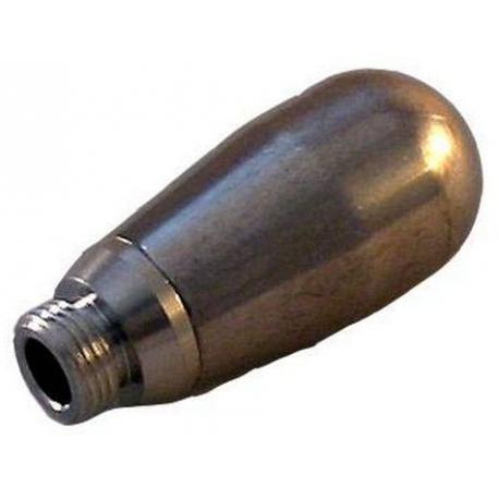 EMBOUT TUBE VAPEUR INOX ORIGINE SIMONELLI - FQ735