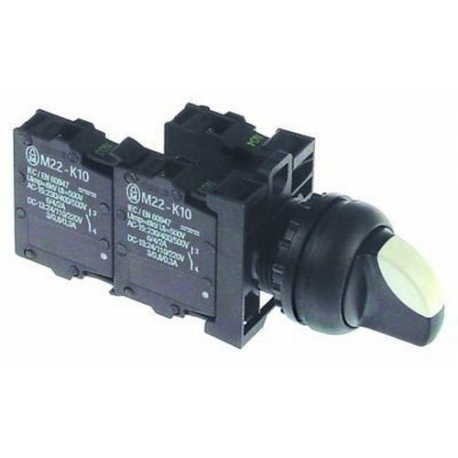 COMMUTATEUR ROTATIF I-0-II 3NO - TIQ79725