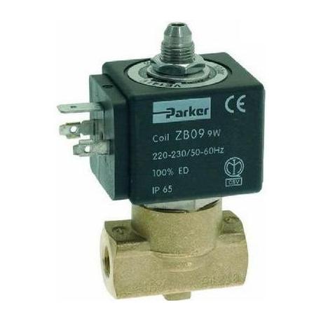 ELECTROVANNE SIMONELLI MASTER 3VOIES 9W 230V AC 50HZ ENTREE - FQ6553