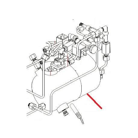 CHAUDIERE MASTER COMPLETE ORIGINE SIMONELLI - FQ6579