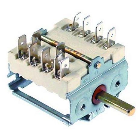 COMMUTATEUR 0-1 POSITIONS 250V 16A TMAXI 150°C ORIGINE - TIQ79857
