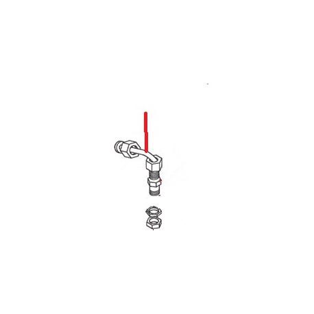 TUBE CHAUDIERE ROBINET ORIGINE SIMONELLI - FQ6778